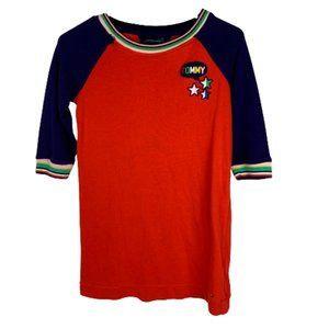 Tommy Hilfiger Red Girls Shirts Size 12